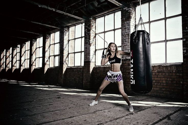 Dakota Ditcheva training hard - to be a winner you have to prepare like a winner #WeAreTankō