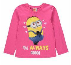 DESPICABLE ME ~ I'm Always Good T-Shirt | Little Gecko