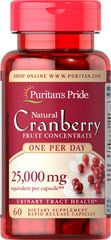 One A Day Cranberry  60 Capsules 500 mg $4.49