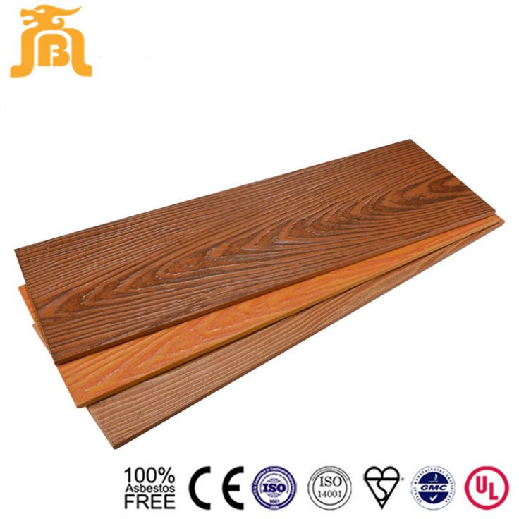 Exterior Wall Finishing Wood Trim Fiber Cement Siding