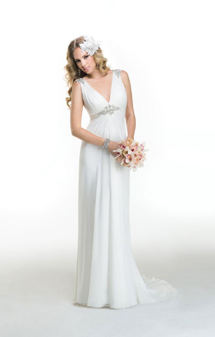 Lightweight wedding dresses   best Wedding dress images on Pinterest  Wedding frocks