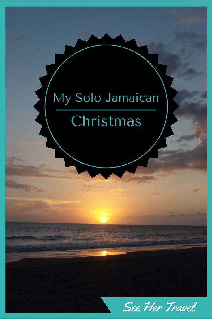 If solo travel isn't for everyone; spending Christmas alone is definitely lower on the list. This December, I spent my first Christmas truly solo, in Treasure Beach Jamaica...and it was AWESOME! http://www.seehertravel.com