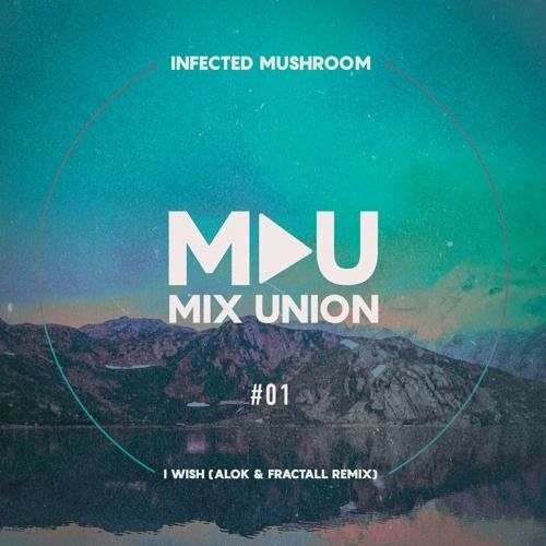 We're excited to announce @mixunion by @mixfeedru & @theartistunion ! Our first track is an absolute scorcher of a remix from @livealok & @fractallmusic  for @infectedmushroom.  As Brazilian Bass cont
