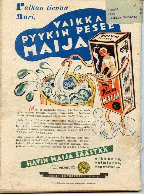 Havin Maija, 1937