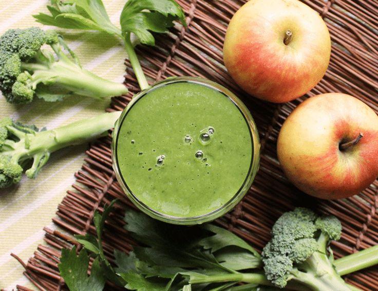 Gemüse-Smoothie für Detox Kur