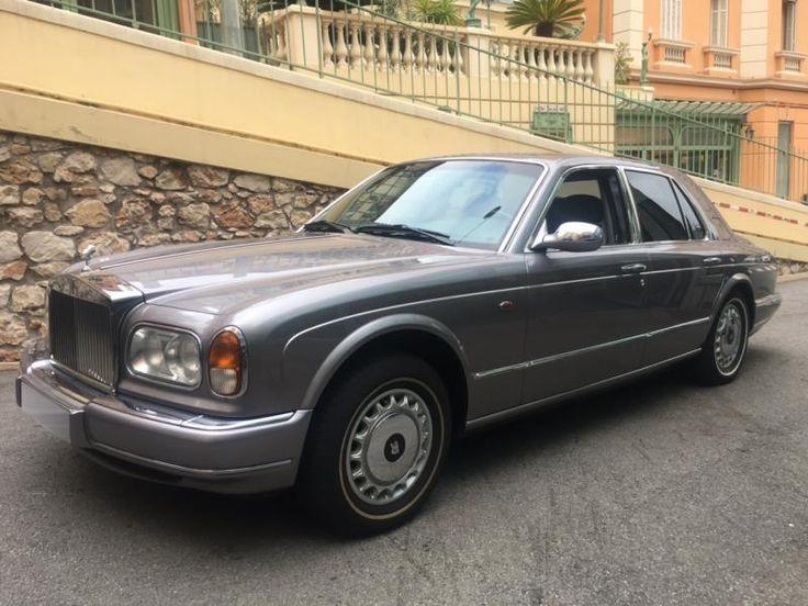 Rolls - Royce Silver Seraph