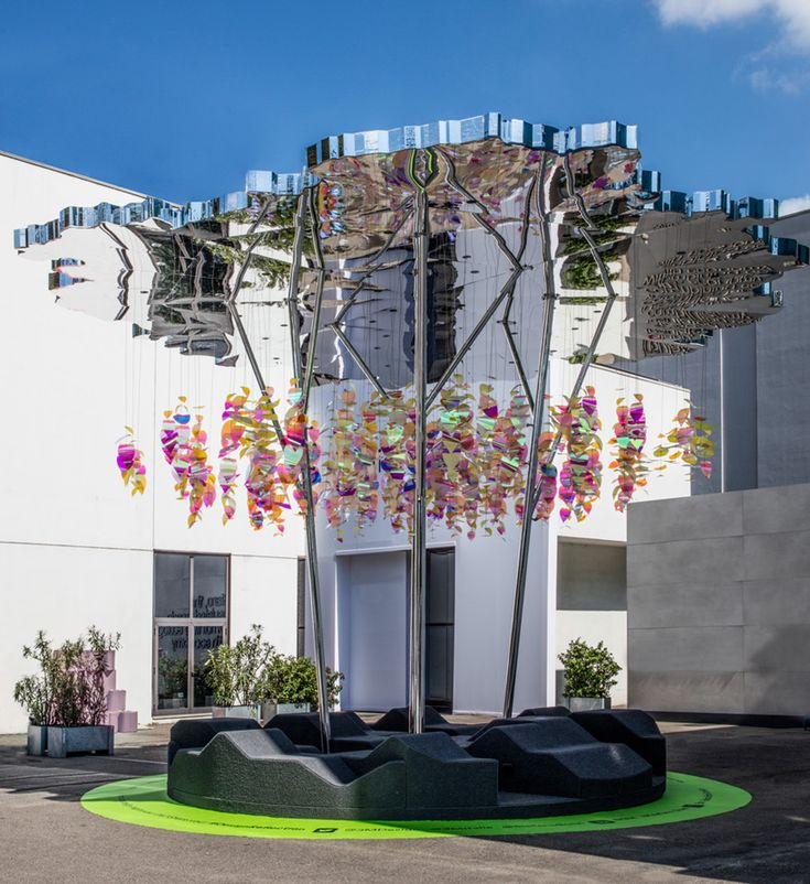 3M design stefano boeri architetti urban tree lounge designboom