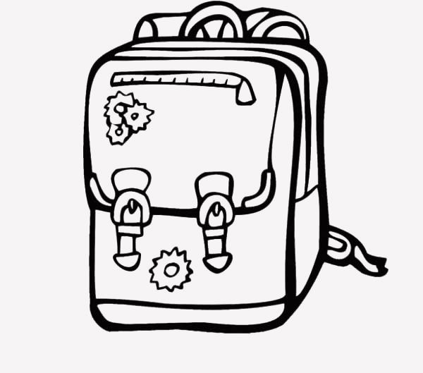 14 Backpack Coloring Sheet Coloring Sheets Coloring Pages For Kids Coloring For Kids