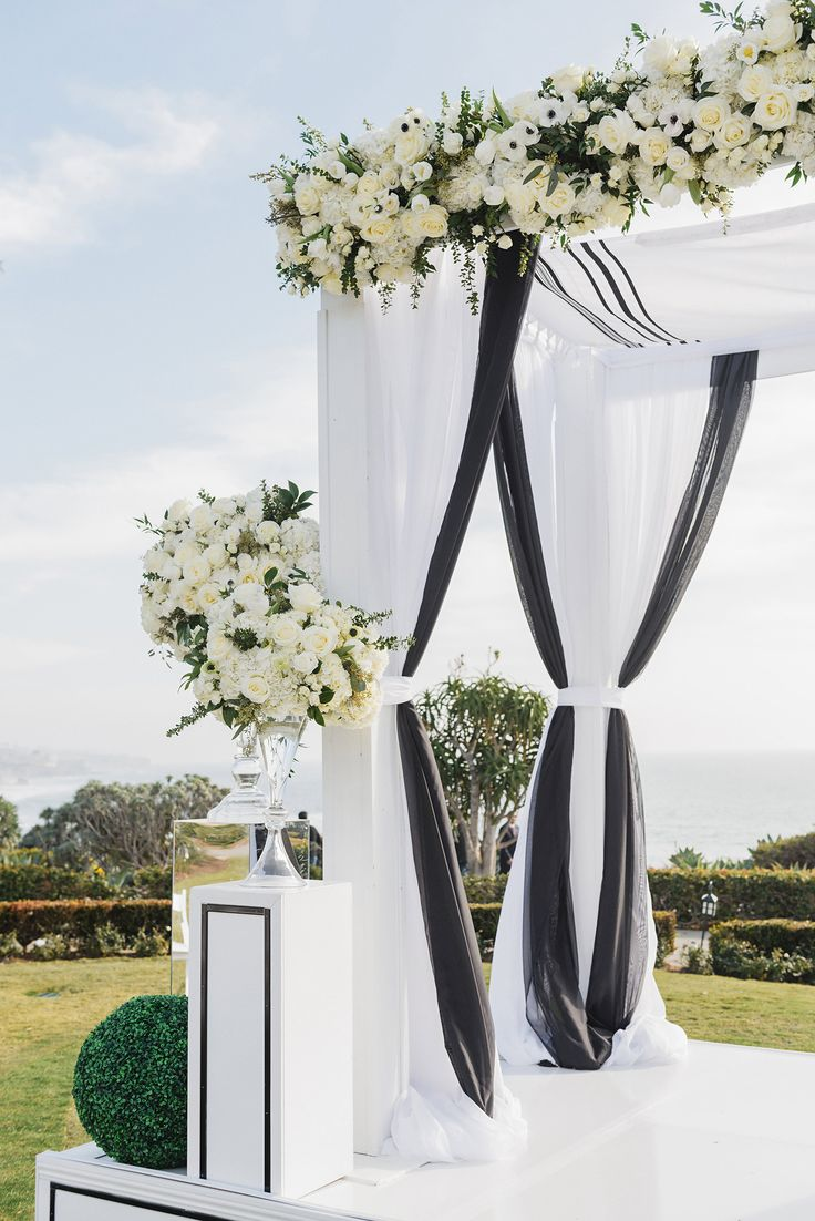25+ Best Ideas About Black Wedding Decor On Pinterest