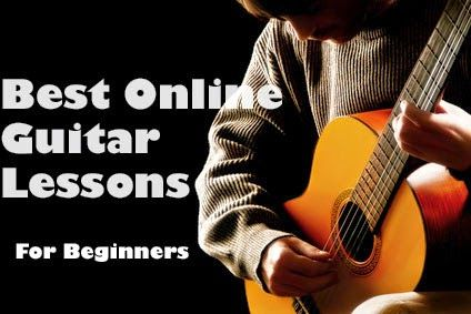Now find the best online guitar lessons: for beginners and advanced players. Easiest way to learn to play the guitar.