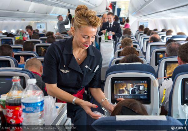 Air France cabin crew