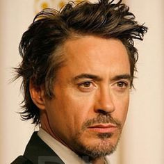 Robert Downey Jr - Biografia, fotos gratis, fondos de pantalla, avatares mesenger...