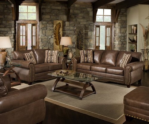 SIMMONS LARIMIE SOFA LOVE SEAT CHAIR OTTOMAN NAILHEADS BROWN 4 PC PILLOWS by Simmons, https://www.amazon.com/dp/B007BPQMN6/ref=as_li_ss_til?tag=howtobuild005-20=0=0=as4=B007BPQMN6=0MF6B8XFF84KS2K9BDXB