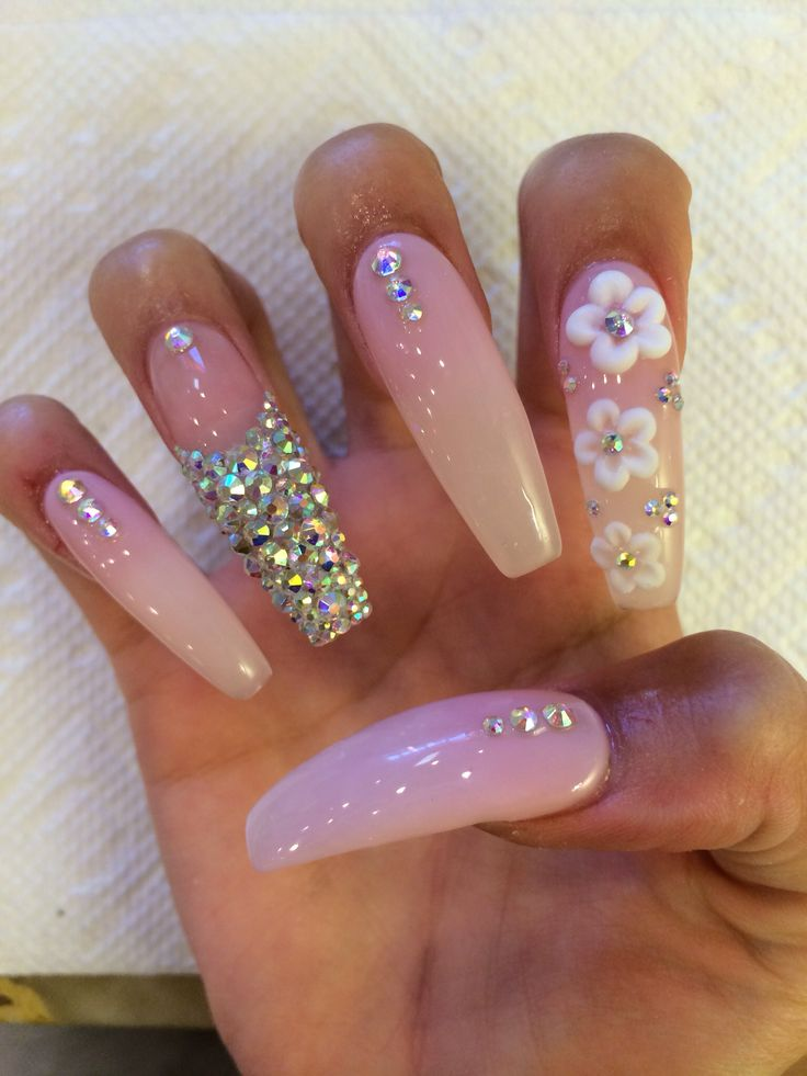1548 best Nails images on Pinterest | Coffin nails ...