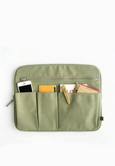 Leather Zip Around Wallet - CloudBusting by VIDA VIDA 6baIk
