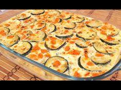 Pastel del Coliflor y Patata | Receta Fácil Rápida y Deliciosa! - YouTube