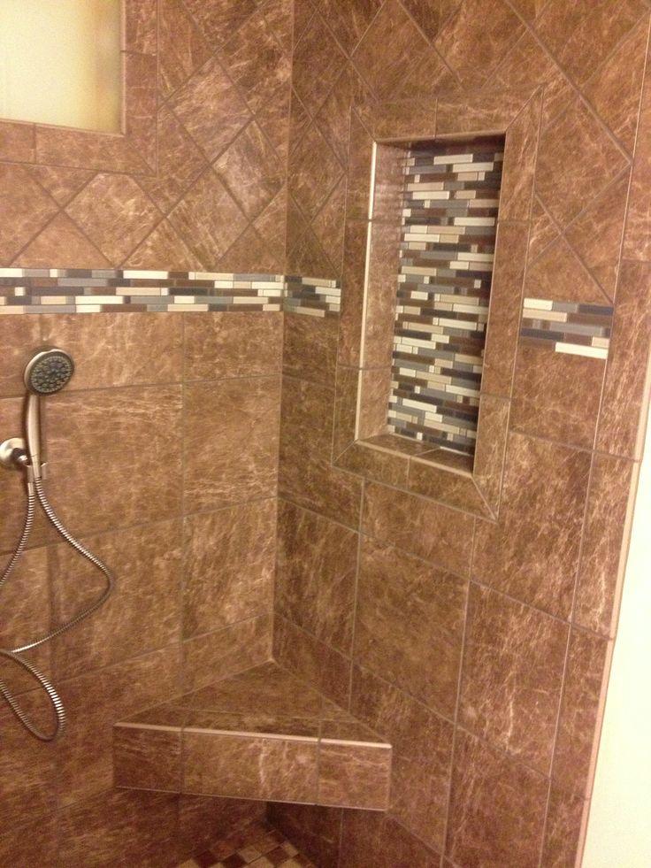 Double Headed Shower