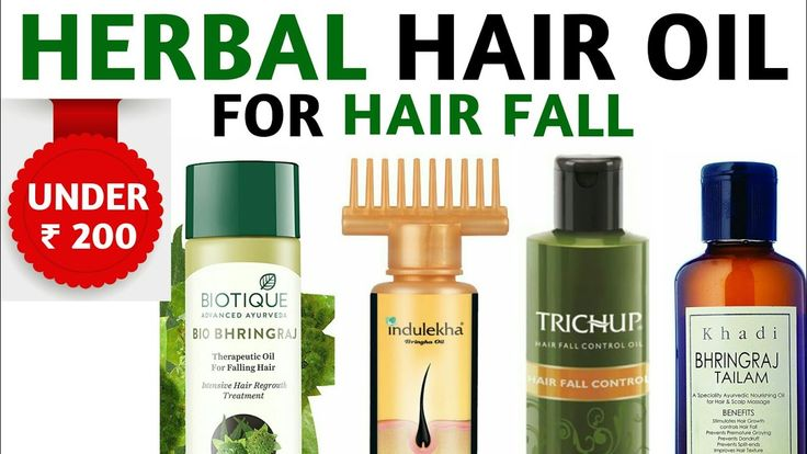 10 Best Herbal Hair Oil for Hair Growth in India with