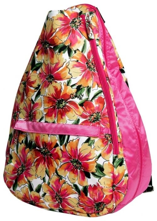 c4c8b6952d54 Check out what Nicole s Tennis Boutique has to offer for on and off the  court! Glove It Ladies Tennis Backpacks - Sangria