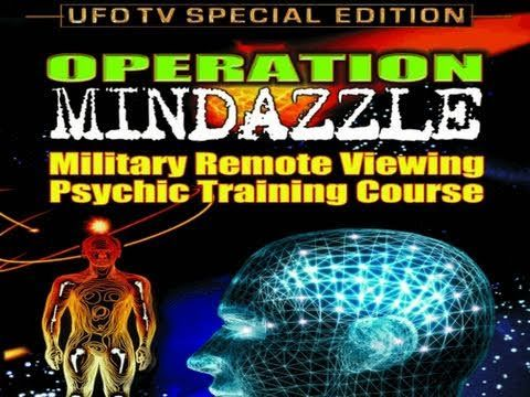 Military RV Psychic Training Course   The Operation Mindazzle Remote Viewing course by Major Ed Dames and F.M. Bonsall, was developed utilizing the latest protocols and methods to provide the most effective and comprehensive psychic training program in the world. Includes two hours of spellbinding instruction from the best-known Remote Viewing authorities in the world today. -