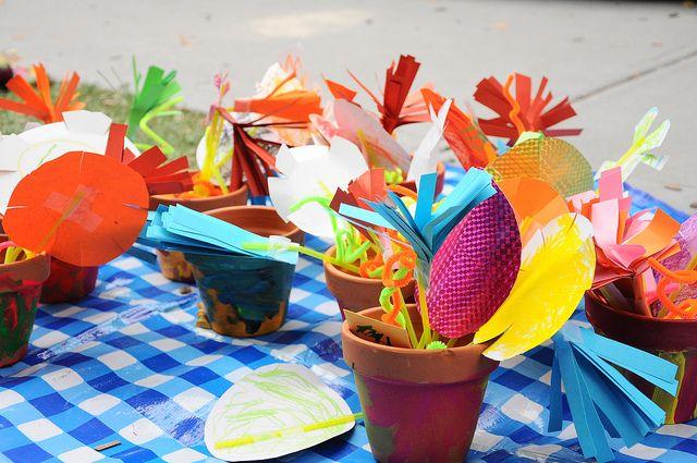 rafternoon artist inspiration: Dawn Tan #juniorcrafternoon #dawntan