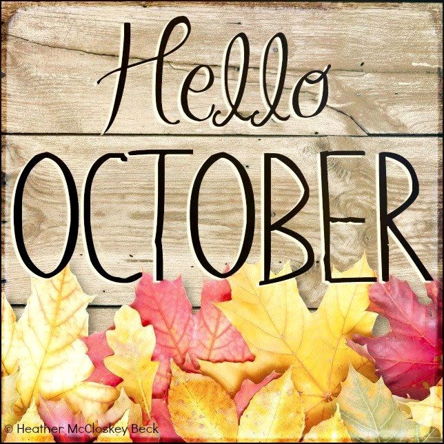 Best 25+ Hello October Ideas On Pinterest October, Happy October And Octobe.