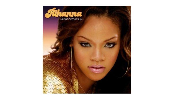 Rihanna + Album Covers