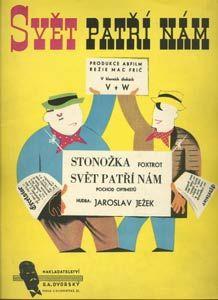 Jarosla Ježek, Jiří Voskovec a Jan Werich >> na www.artbook.cz