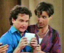 tv shows from the 80's -perfect strangers.  Loved it