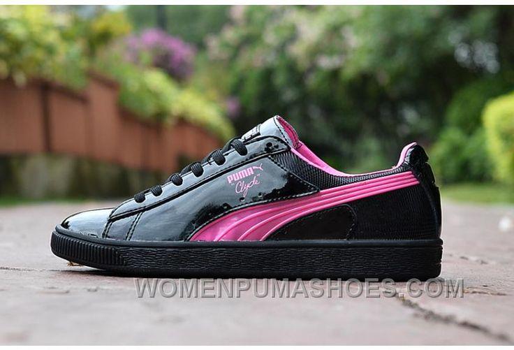 http://www.womenpumashoes.com/puma-clyde-wraith-kpu-black-rosy-pink-for-sale-tznxz.html PUMA CLYDE WRAITH KPU BLACK ROSY PINK FOR SALE TZNXZ Only $108.00 , Free Shipping!