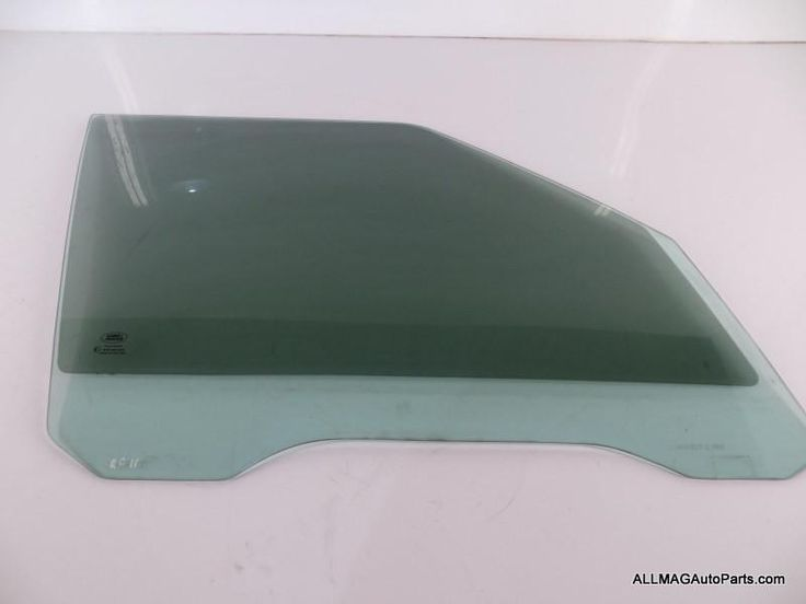 2003-2005 Range Rover Right Front Door Glass w/ Tint CUB000082 HSE L322