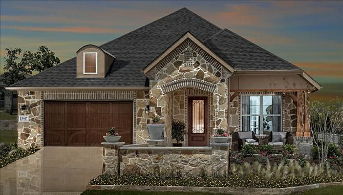 Tuscan Hills Denton Tx New Homes In Denton Tx Home