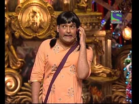 Kapil Sharma as Hakla - Comedy Circus WITH SWETA TIWARI....EEXXXX