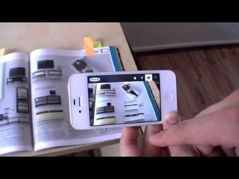 http://www.newgadgets.de - Hands On of the German 2013 IKEA Catalog that was just delivered to me. Just install the IKEA App for iOS or Android (Smartphone &...
