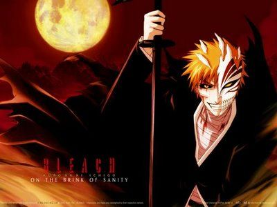 If you don't love Bleach, you're probably not cool enough to understand greatness.