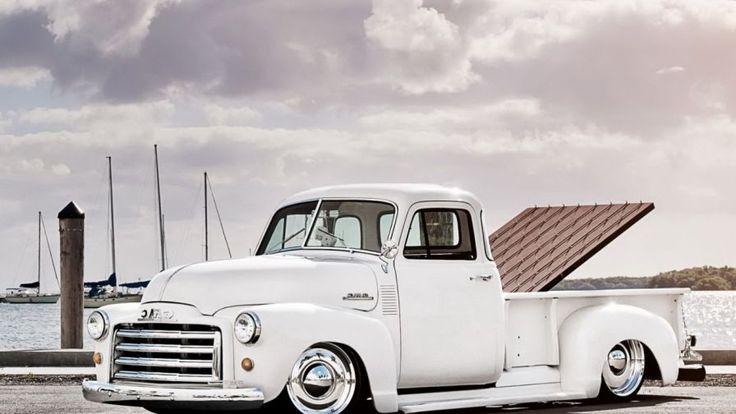 Gmc Pickup Truck Wallpaper