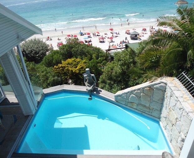 View of Clifton 4th beach