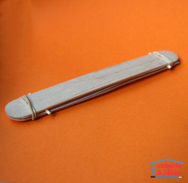 diy un harmonica avec des b tons de bois instruments forts et musique. Black Bedroom Furniture Sets. Home Design Ideas