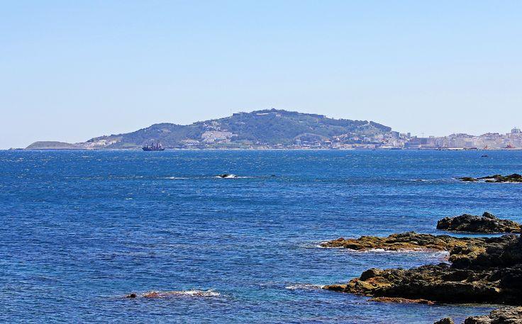 Ceuta desde Calamocarro