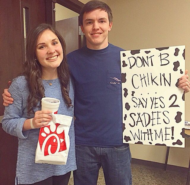 178 Best Images About Ways To Ask Someone To Dances Prom