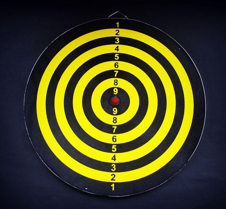 Free image on pixabay target goal aiming dartboard