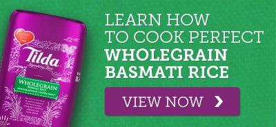 Cooking Basmati Rice | Tilda Basmati Rice