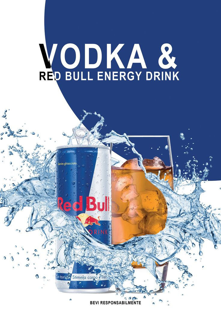 Red Bull Energy Drink - POS material on Behance