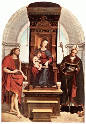 the alba madonna (c 1510) by raphael essay The alba madonna, c 1510 by raphael - buy the alba madonna, c 1510 paper art print - national gallery of art - custom prints shop.