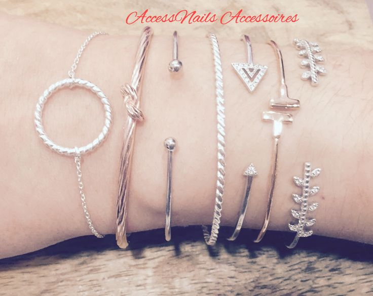 #bijoux #argent #AccessNails #collections #jewels #silver #fashion #girls #follow #like