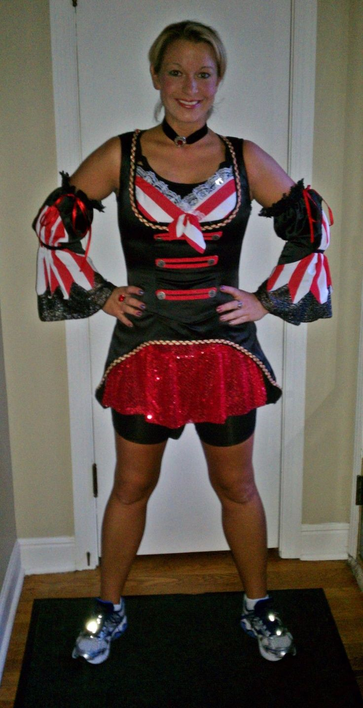pirate running costume - Google Search