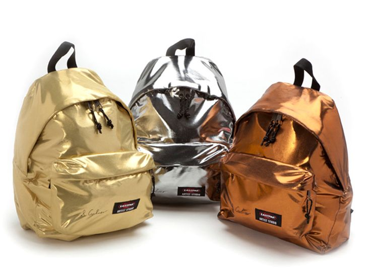 eastpak artist studio: customized bags for designers against AIDS