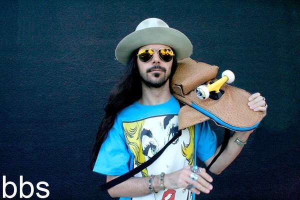 High Fashion Skateboard Backpacks