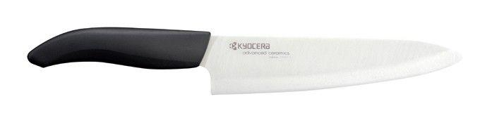 "7"" Professional Chefs Knife | Revolution Series | Ceramic Knives | Kyocera Advanced Ceramics"