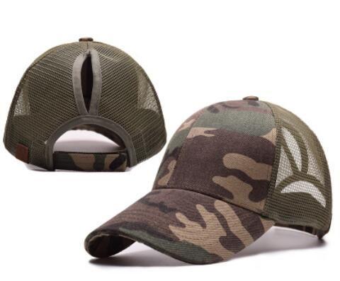 8d2f433ec Ponytail Baseball caps, Wholesale Men Adjustable mesh baseball cap ...